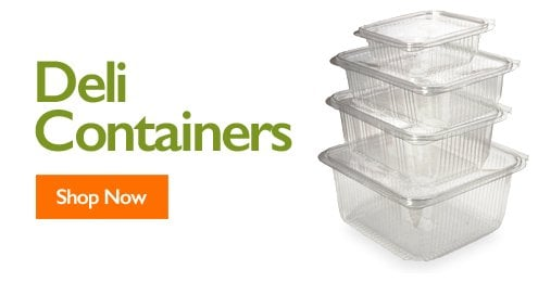 Deli & Salad Containers