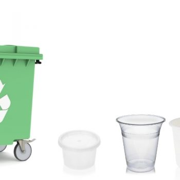 Packaging Environmental offers a huge range of recyclable packaging, which means it'll be converted into another different product after processing.