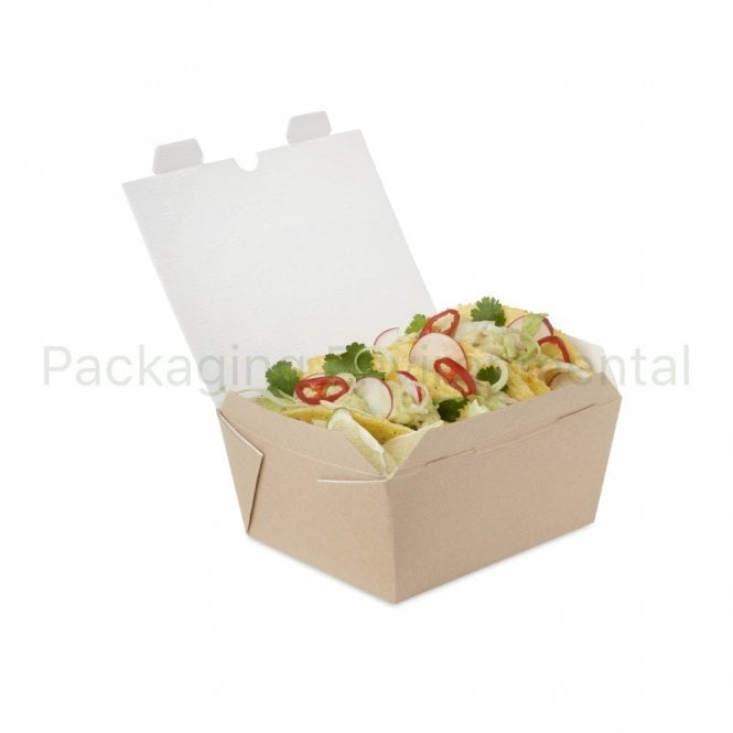 1000ml Corrugated Takeaway Box
