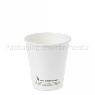 10oz Biodegradable Paper Cup