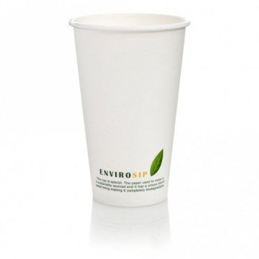 12oz Biodegradable Paper Cup