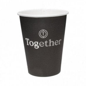 12oz Hot Cup - TOGETHER