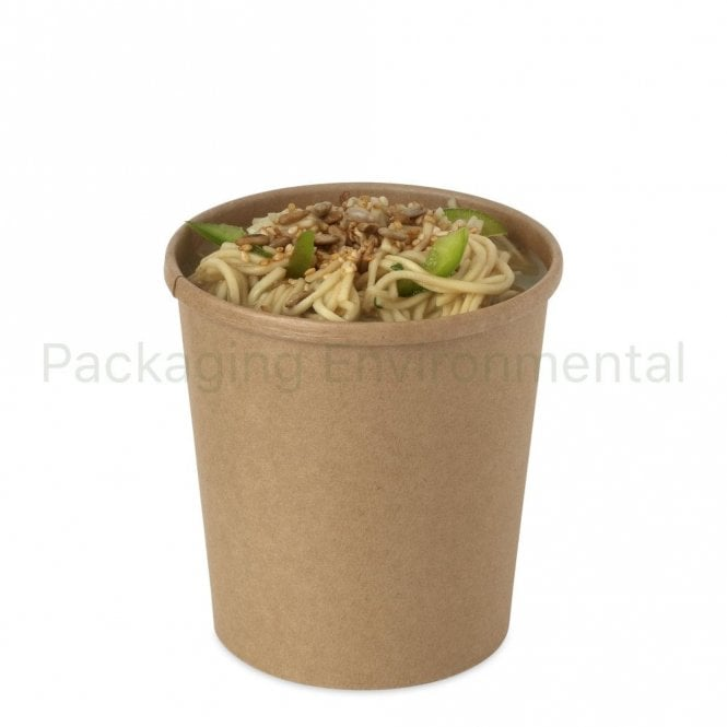 16oz Kraft Soup Container