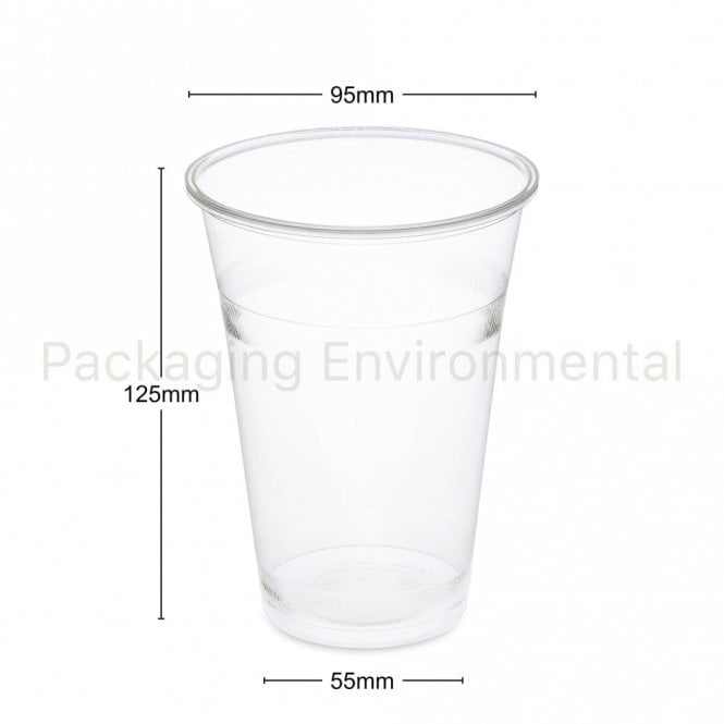16oz Plastic Cup Plastic Cup Packaging Environmental