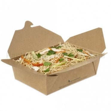 1900ml Biodegradable Takeaway Box