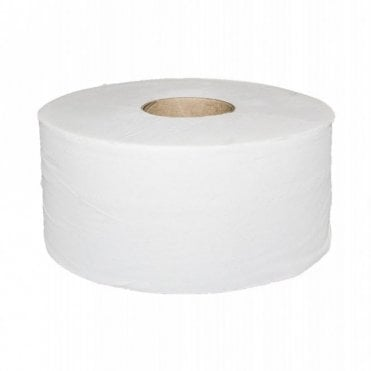 2-Ply Jumbo Toilet Roll - 200m
