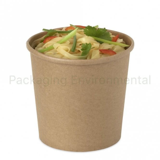 26oz Kraft Soup Container