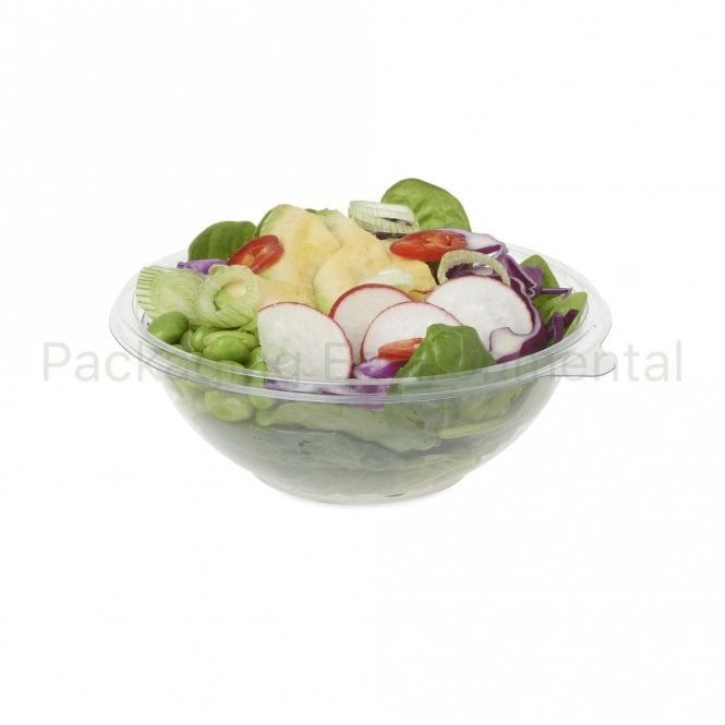 350ml Plastic Salad Bowl
