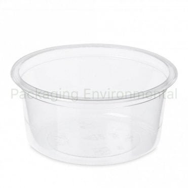 3oz Bioplastic Portion Pot