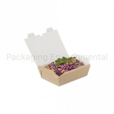 400ml Corrugated Takeaway Box