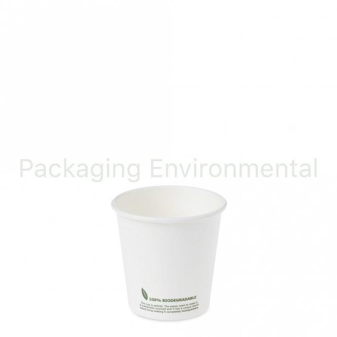 4oz Biodegradable Paper Cup