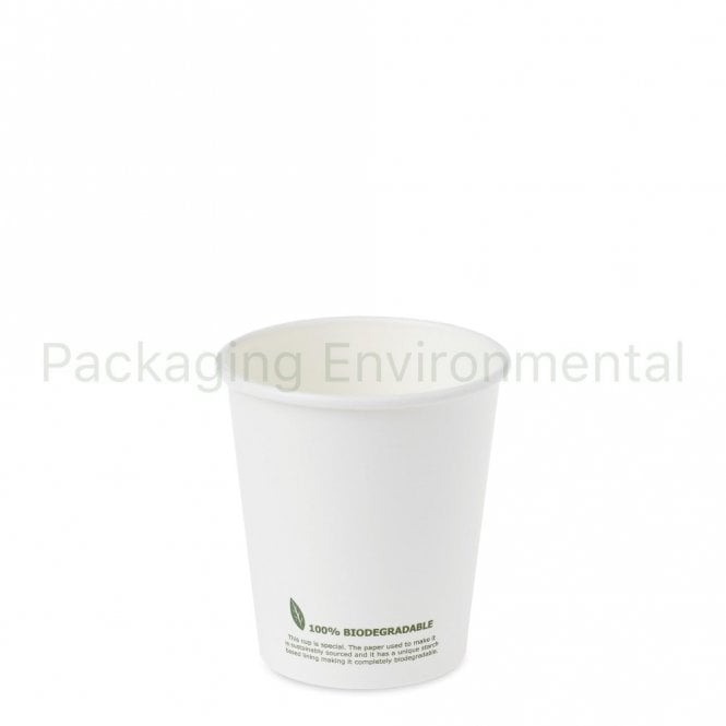 6oz Biodegradable Paper Cup