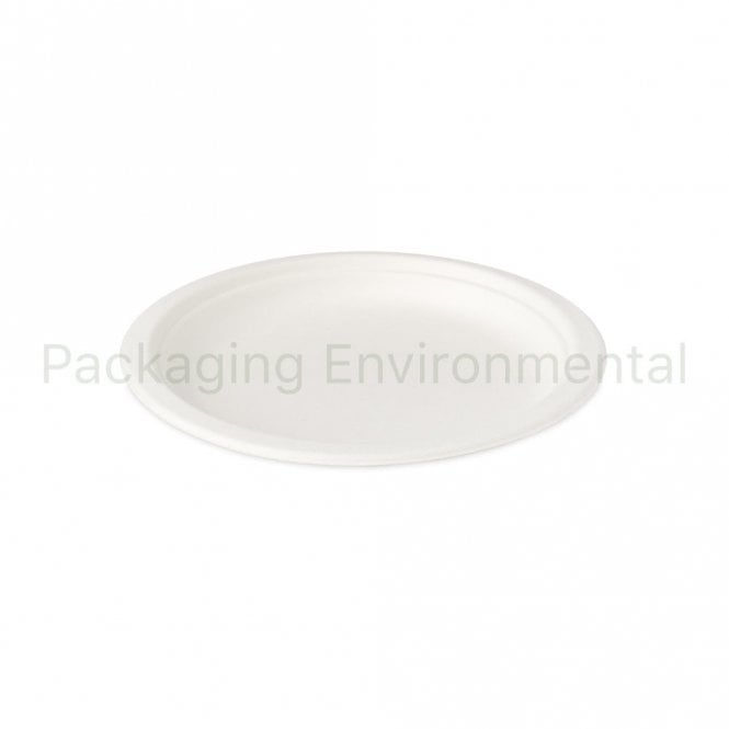 7-Inch Bagasse Plate