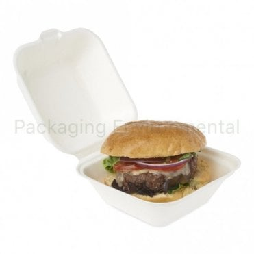 700ml Bagasse Takeaway Box