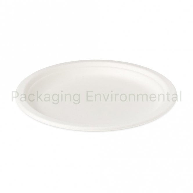 9-Inch Bagasse Plate