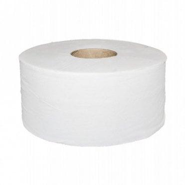 95mm x 200m 2-Ply Mini Jumbo Toilet Roll