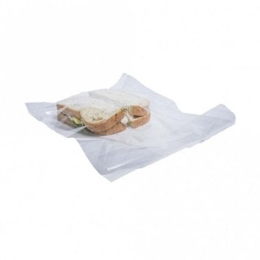 Clear Sandwich Bag - Large