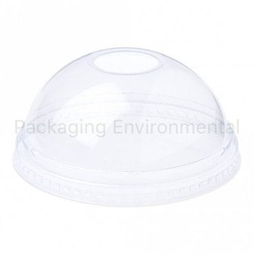 Domed Lid for 10-20oz Plastic Cups