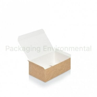 Kraft Paper Chicken Box - Small