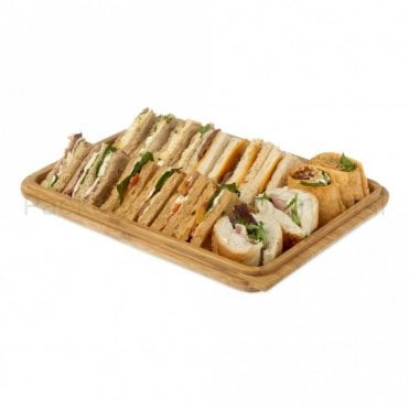 Large Bamboo Platter