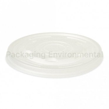 Lid for 12-24oz Biodegradable Soup Containers