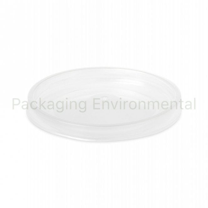 Lid for 16oz Plain White & Kraft Soup Containers