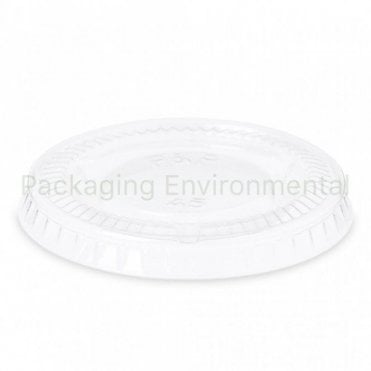 Lid for 1oz Bioplastic Portion Pot