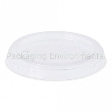 Lid for 2-4oz Bioplastic Portion Pots