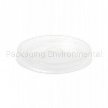 Lid for 8-12oz Plain White & Kraft Soup Containers