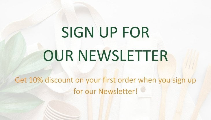 Draft sing up form newsletter