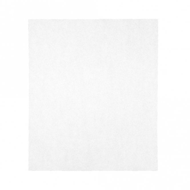Plain White 250mm x 300mm Greaseproof Sheet