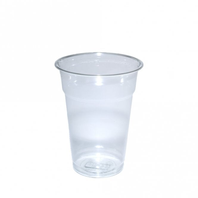 Plastic 1/2 Pint Cup