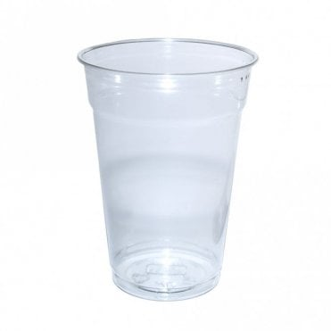 Plastic Pint Cup
