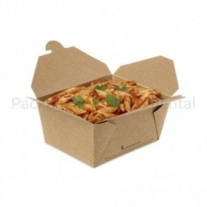 1000ml Biodegradable Takeaway Box