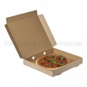 "12"" Kraft Pizza Box"