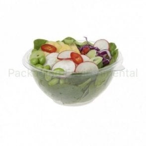 500ml Plastic Salad Bowl