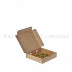 "7"" Kraft Pizza Box"