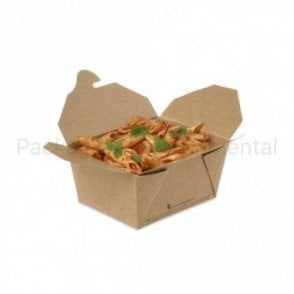 750ml Biodegradable Takeaway Box