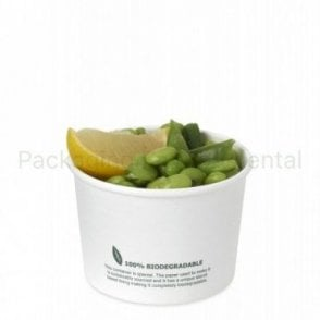 8oz Biodegradable Soup Container