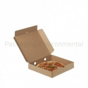 "9"" Kraft Pizza Box"
