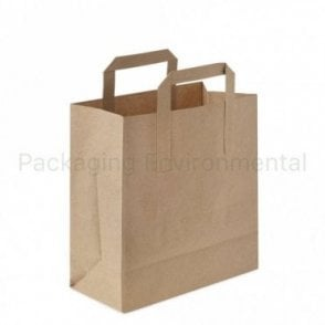 Kraft Paper Carrier Bag