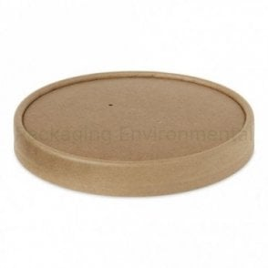 Lid for 26-32oz Kraft Soup Containers