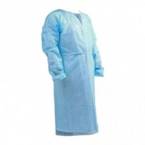 Non-woven PE Gowns