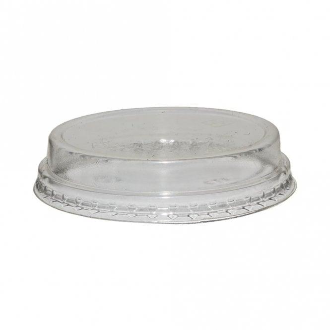 Raised Lid for 5-9oz Bioplastic Cups