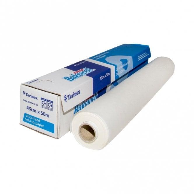 Silicon Baking Paper - 45cm x 50m