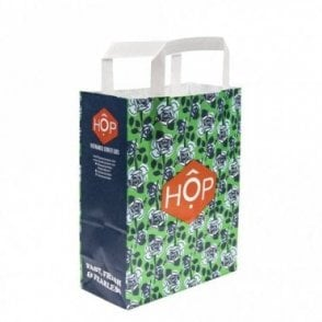 Small Paper Carrier Bag - HOP
