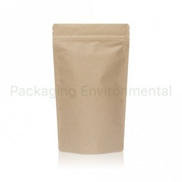 Stand Up Pouch With Zip Lock - 250g