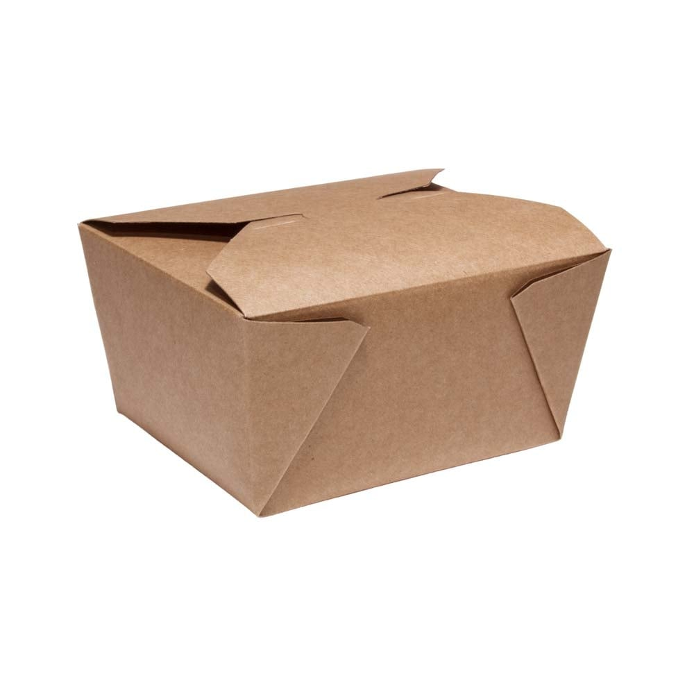 takeaway box brown 1 packaging environmental. Black Bedroom Furniture Sets. Home Design Ideas