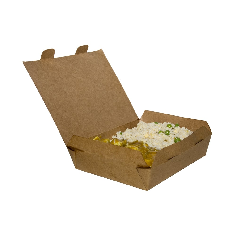 takeaway box brown 11 packaging environmental. Black Bedroom Furniture Sets. Home Design Ideas