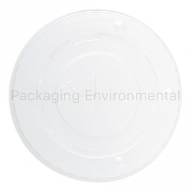 Translucent Lid for 10-20oz Paper Cups